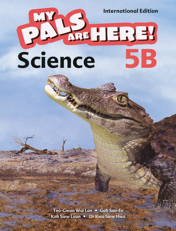 MPH Science International Edition Textbook 5B