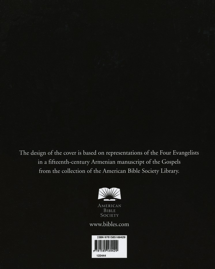 Synopsis of the Four Gospels, English Edition