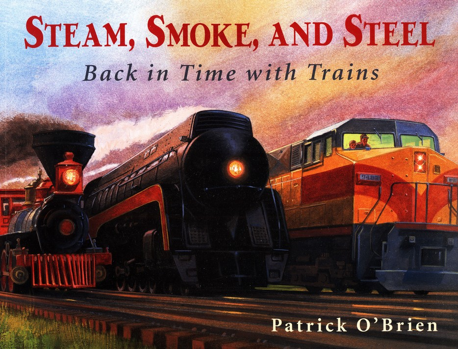 Steam, Smoke and Steel