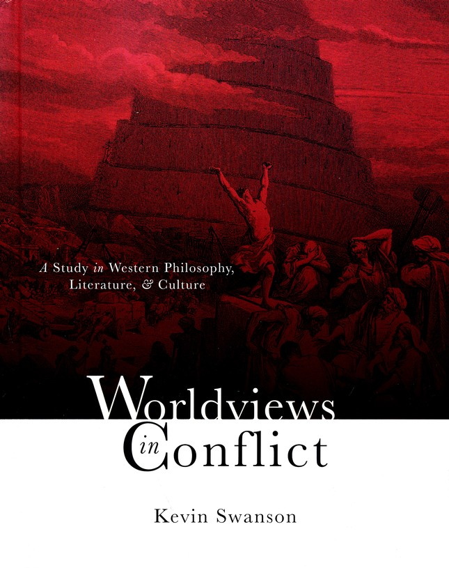 Worldviews In Conflict A Study In Western Philosophy Literature