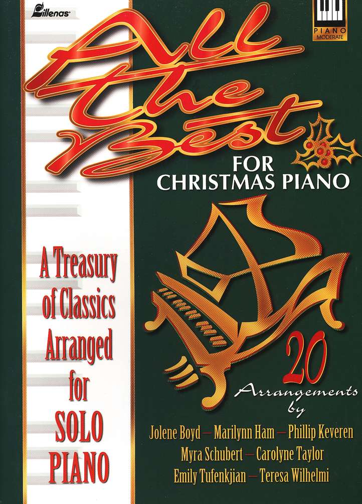All the Best for Christmas Piano