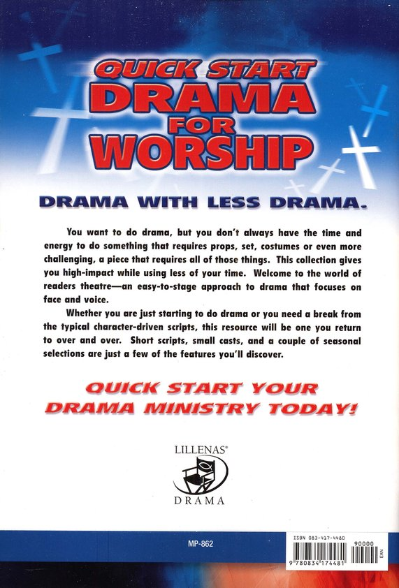 Quick Start Drama for Worship
