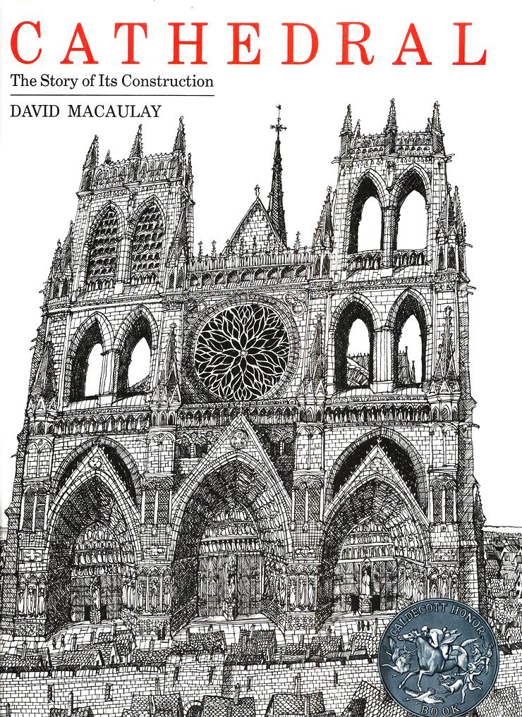 Cathedral: The Story of Its Construction, Softcover