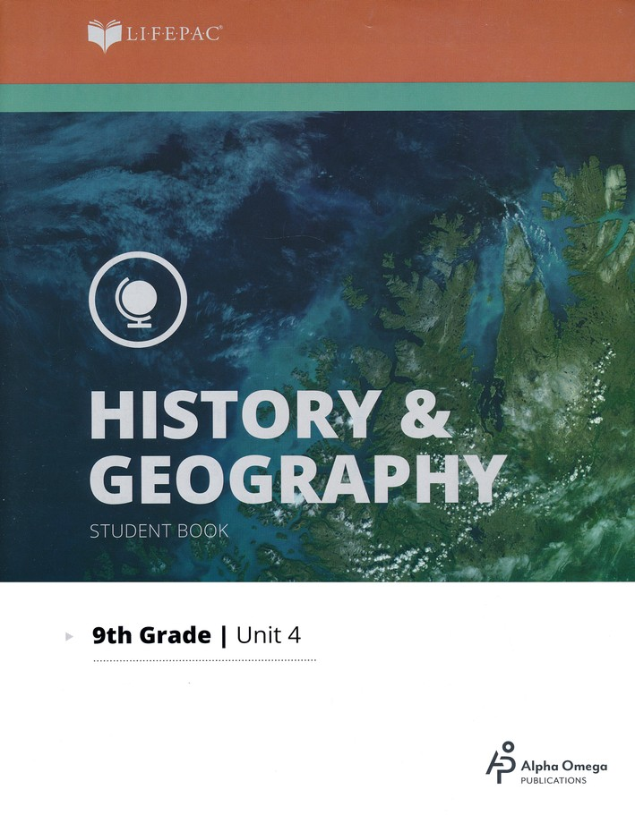 Lifepac History Geography Grade 9 Unit 4 Planning A Career