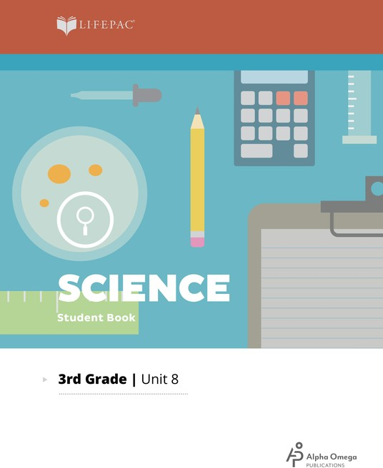Grade 3 Science Lifepac 8: Rocks And Their Change