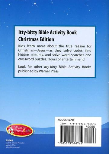 Itty Bitty Christmas Edition