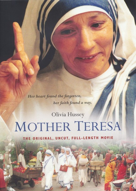 """Image result for """"Mother Theresa"""" dvd"""