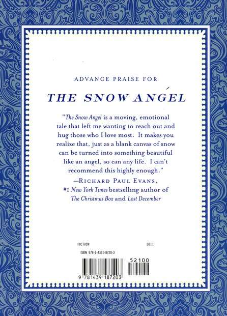 Snow Angel, Hardcover
