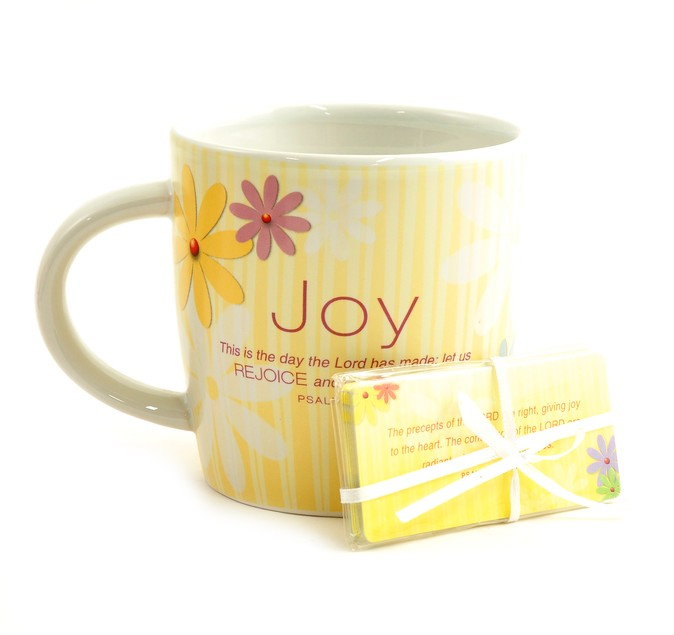Joy, Cup of Encouragement