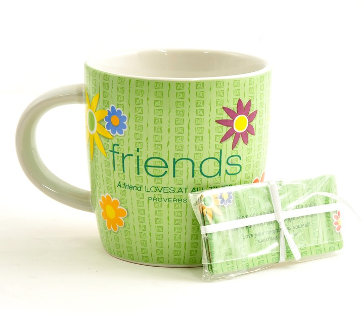 Friends, Cup of Encouragement