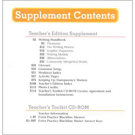 BJU English 3: Writing & Grammar, Teacher's Edition, 2nd Edition