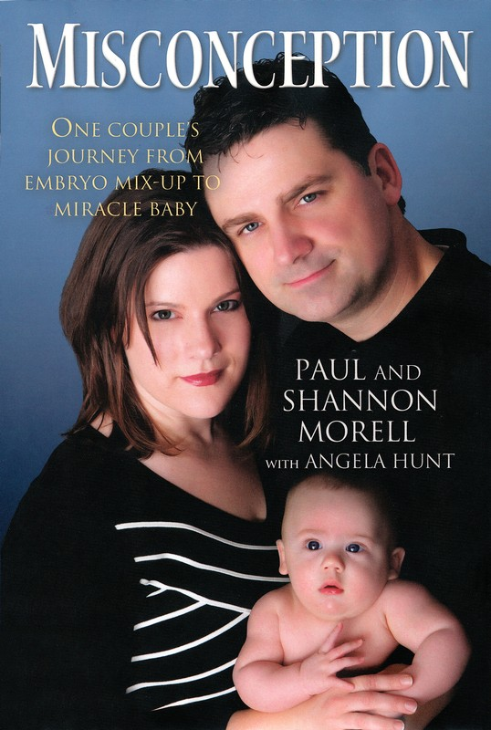 Misconception: One Couple's Journey from Embryo Mix-up to Miracle Baby (slightly imperfect)
