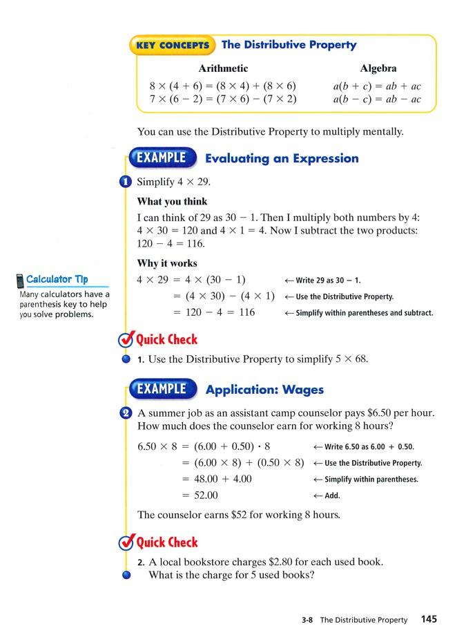 Prentice Hall Middle School Math 6th Grade Course 1 Homeschool Bundle