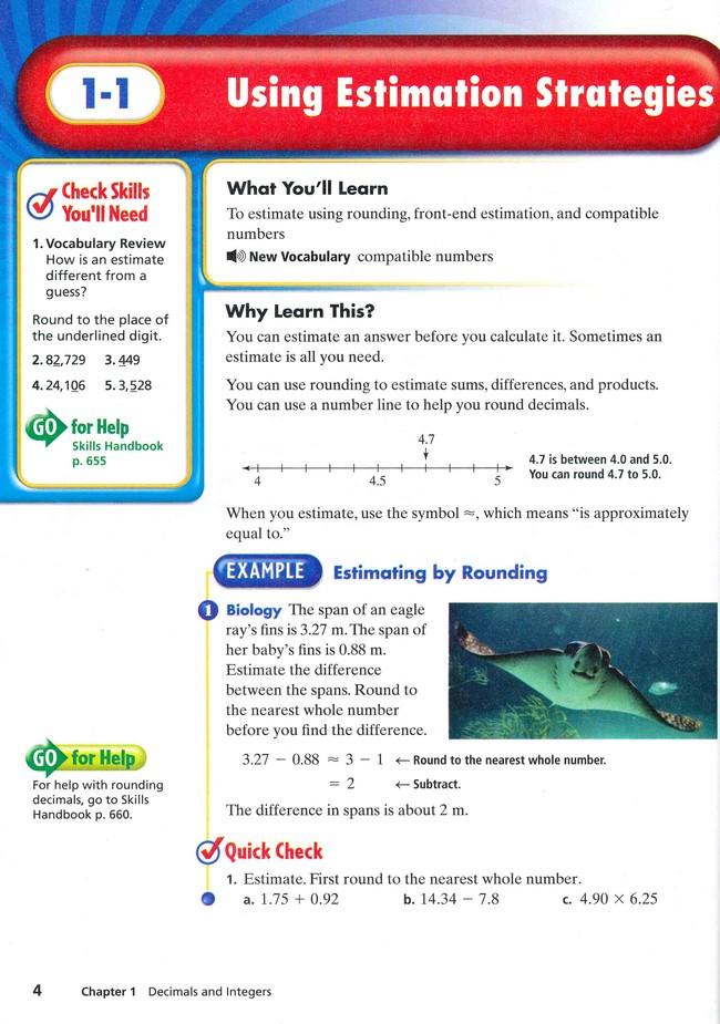 Prentice Hall Middle School Math 7th Grade Course 2 Homeschool Bundle