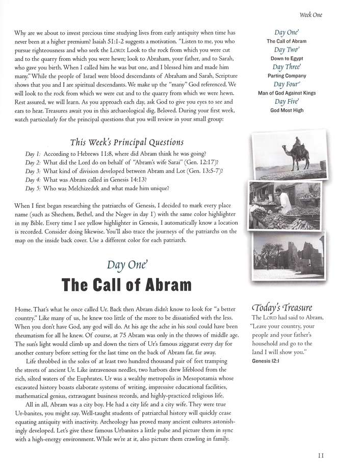 The Patriarchs Encountering The God Of Abraham Isaac And Jacob DVD Curriculum