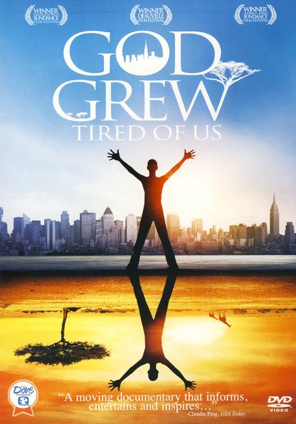 God Grew Tired of Us, DVD