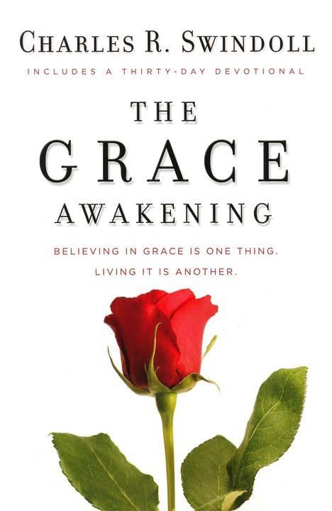 The Grace Awakening: Believing in Grace Is One Thing,  Living It Is Another  - Slightly Imperfect