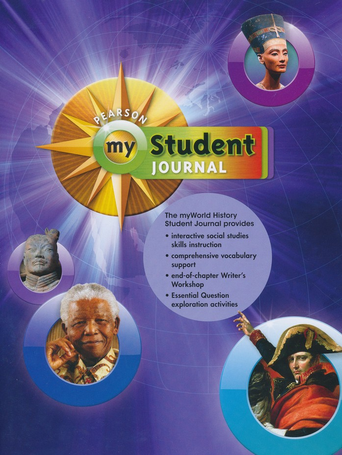 myWorld History Homeschool Bundle for Grades 7 & 8