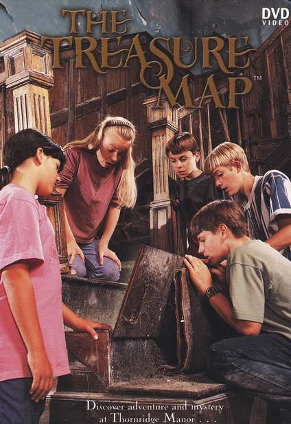 The Treasure Map DVD