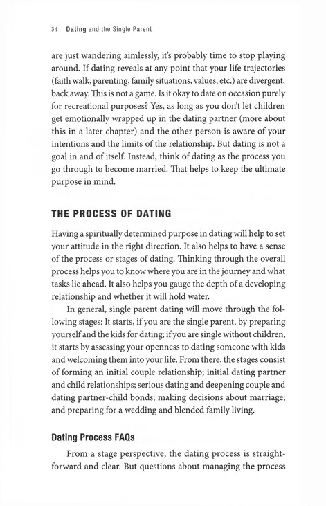 things to consider when dating a single parent