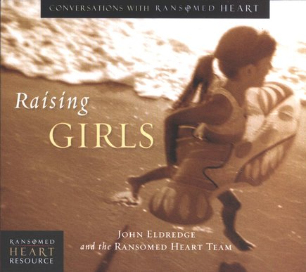 Raising Girls Audio CD: Conversations #4 (2 CDs)