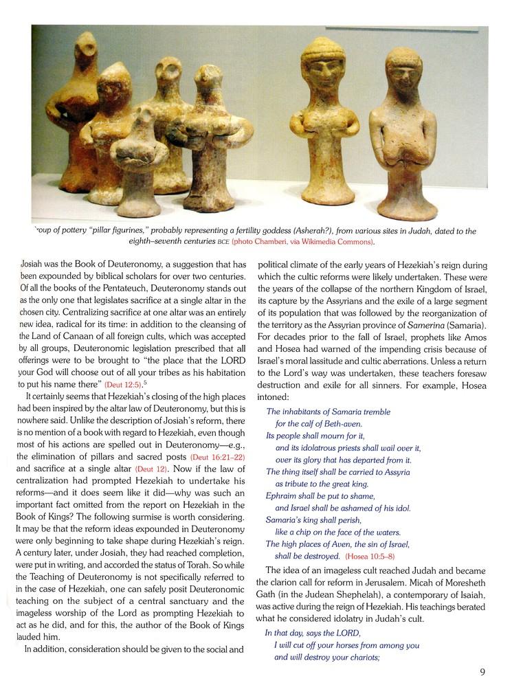Understanding the Reign of Hezekiah: Rebel King and Reformer