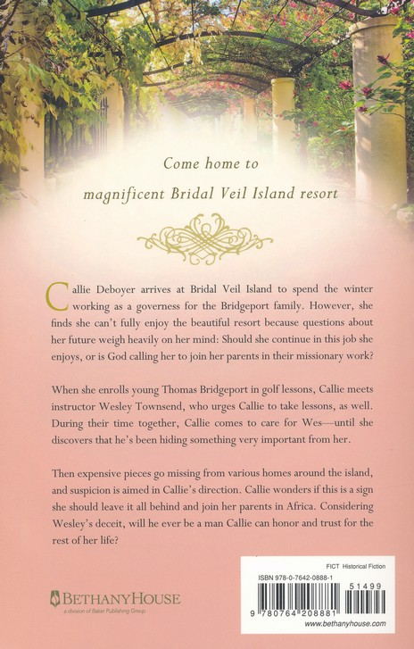 To Honor and Trust, Bridal Veil Island Series #3
