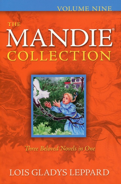 The Mandie Collection, Volume 9: Books 33-35