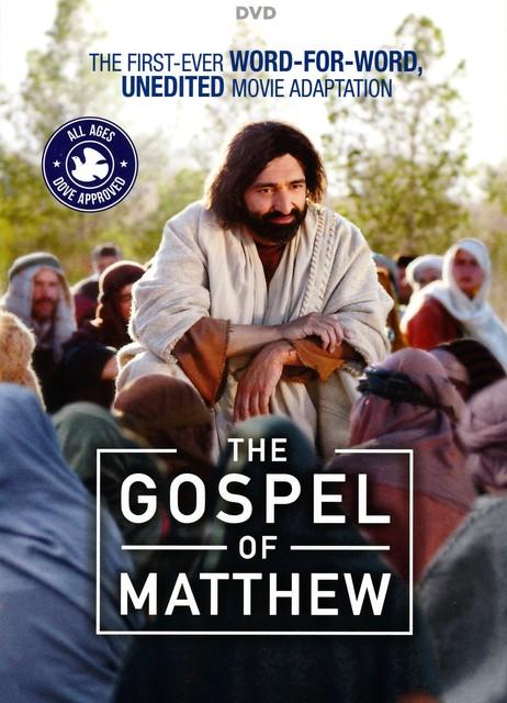 The Gospel of Matthew, DVD: 9781400209415 - Christianbook.com