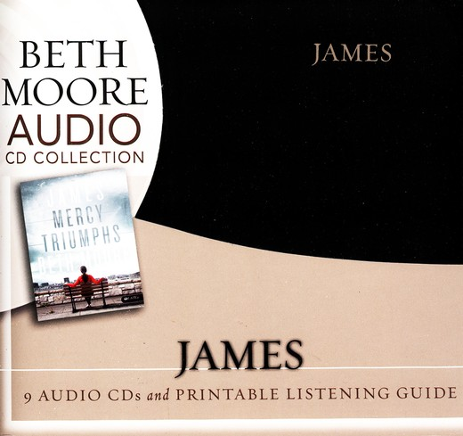photograph regarding Printable Bible Study on James named James: Mercy Triumphs -Songs CDs
