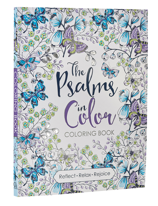The Psalms In Color, Coloring Book: 9781432115968 - Christianbook.com