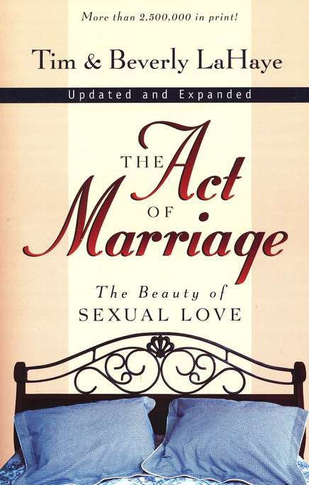 The Act Of Marriage, Revised & Updated - Paperback