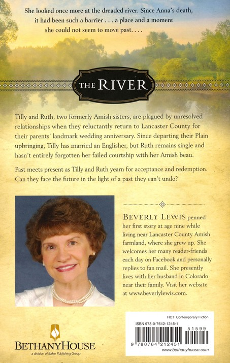The River Beverly Lewis 9780764212451 Christianbook