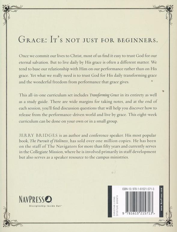 Transforming Grace By Jerry Bridges Download