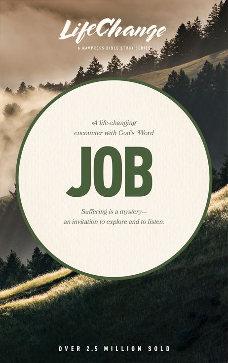 Job, LifeChange Bible Study