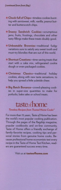 Taste of Home Cookies: 620 Irresistible Delights!