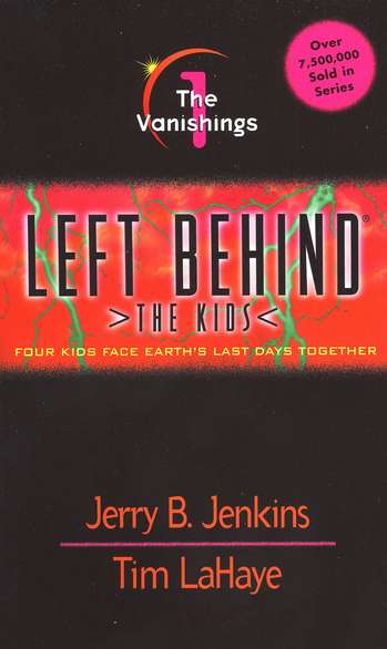 The Vanishings, Left Behind: The Kids #1