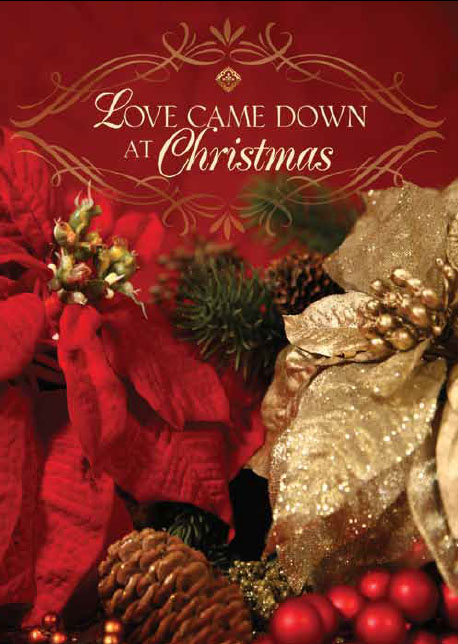 Love Came Down At Christmas.Love Came Down At Christmas 12 Cards
