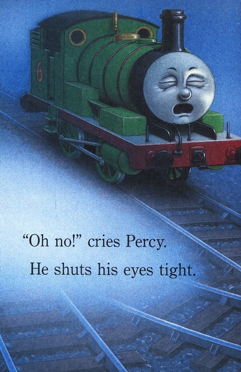 Thomas And Percy And The Dragon Rev W Awdry Illustrated By