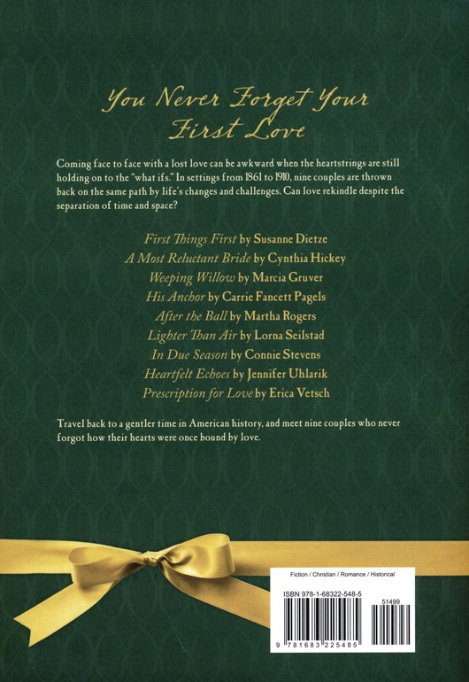 First Love Forever Romance Collection 9 Historical Romances Where