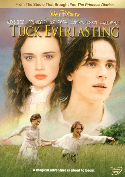 Tuck Everlasting, DVD