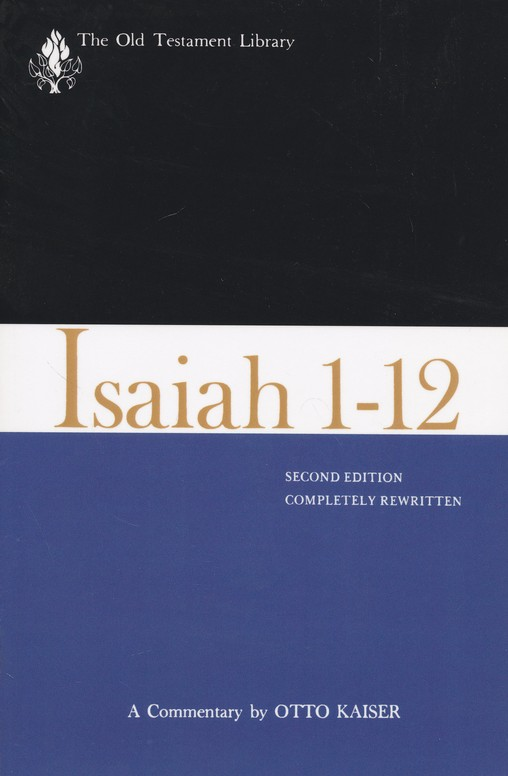 Isaiah 1-12: Old Testament Library [OTL]