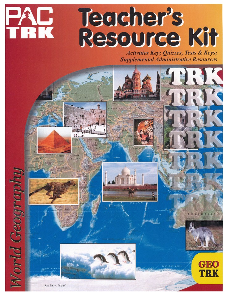 World Geography, Full Course Kit