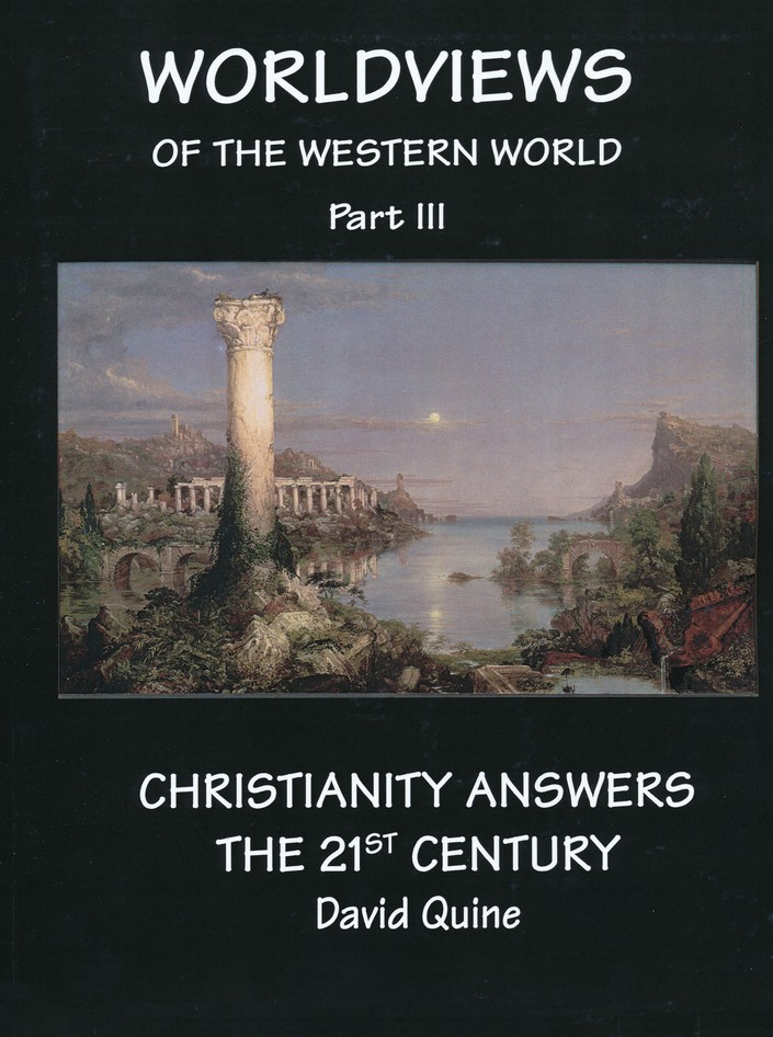 Christianity Answers the 21st Century, Year 3 Syllabus: World Views of the Western World