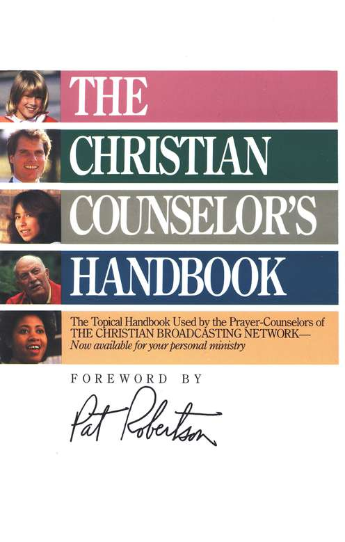 Christian Counselor's Handbook