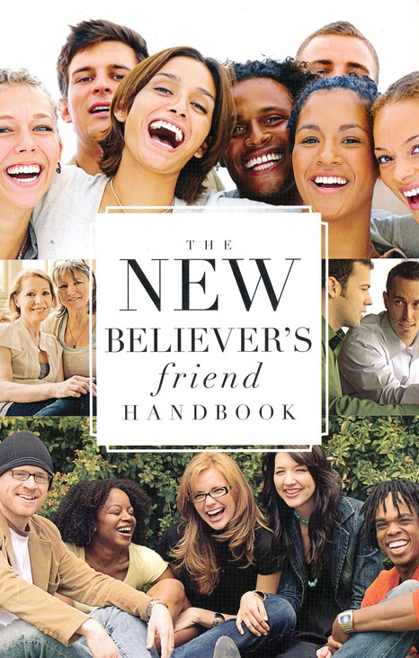 New Believer's Friend Handbook: Mentor's Companion