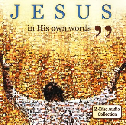 JESUS In His Own Words: CD Collection