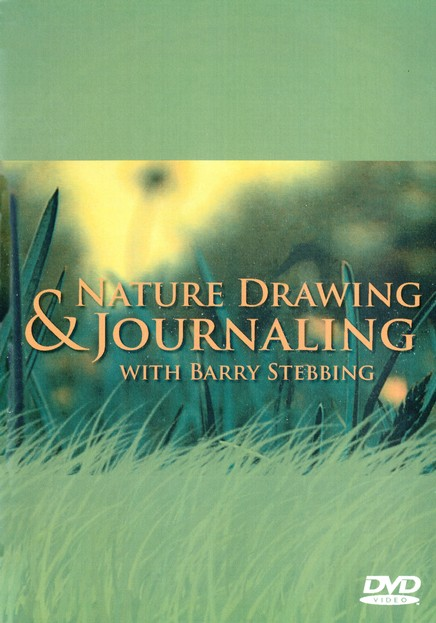 Nature Drawing & Journaling, 3-DVD Set
