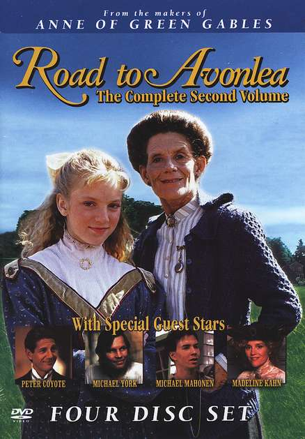 Road To Avonlea, Season 2, DVD set