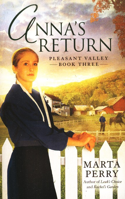 Annas Return Pleasant Valley Series 3 Marta Perry 9780425234266